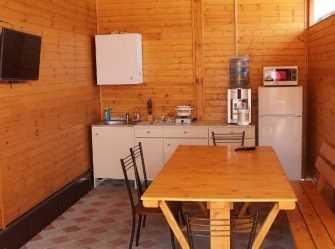 Дом под-ключ Прибрежная 47 в Голубицкой