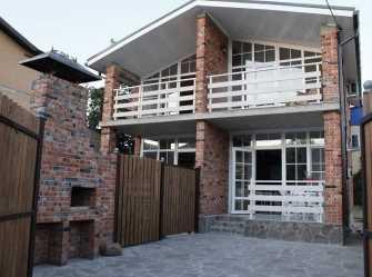 Дом под-ключ Новозападная 8 в Голубицкой