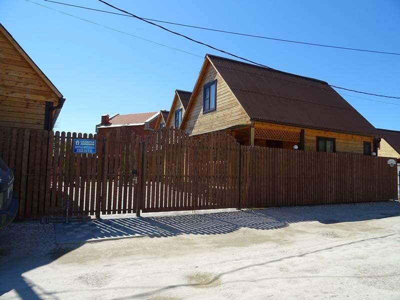 Терем дом под-ключ в Голубицкой