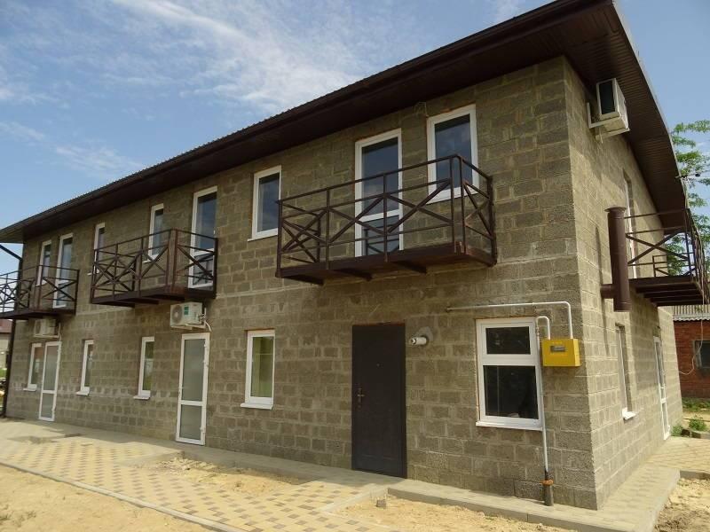 Анна-Мария мини-гостиница в Кучугурах
