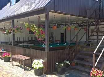 A more гостевой дом в Пересыпи