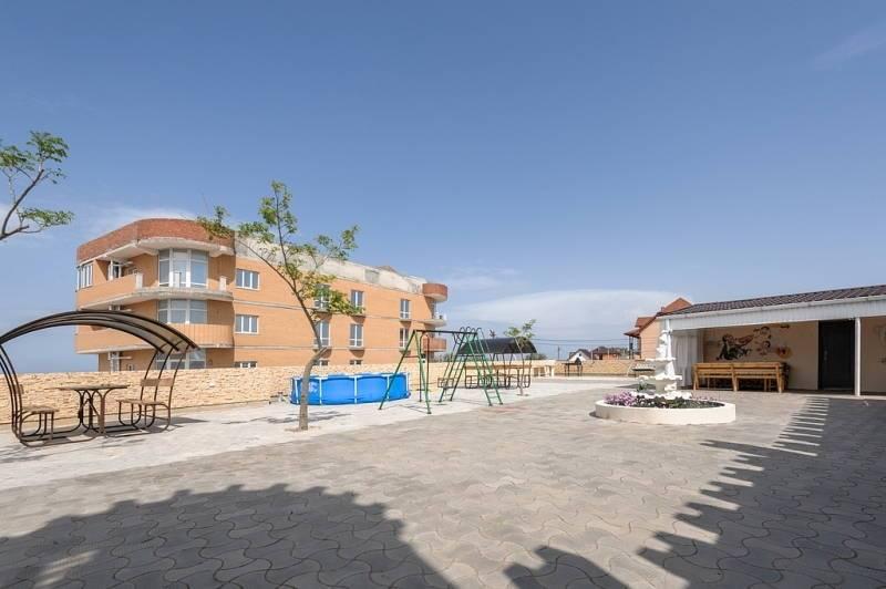 Форт ФЕНА мини-гостиница в Пересыпи