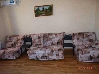 1-комнатная квартира Октябрьская 3 корп 1 кв 18 в Ейске - Фото 4
