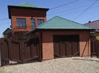 На Чапаева дом под-ключ в Ейске