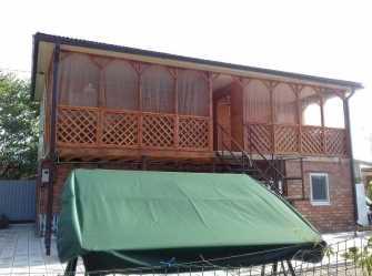 Вероника гостевой дом в Должанской