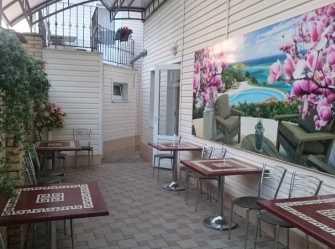 Магнолия гостевой дом в Анапе
