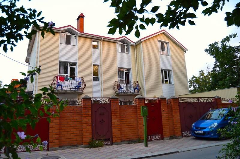 На Гоголя мини-гостиница в Анапе