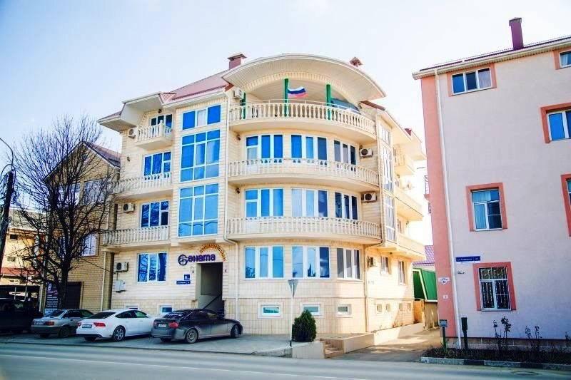Соната гостиница в Анапе