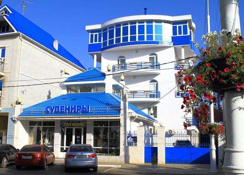 Горгиппия гостиница в Анапе
