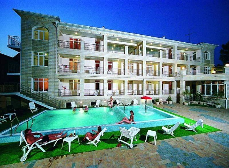 Паллада отель в Анапе