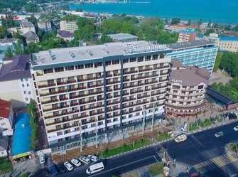 SunMarInn ???? курортный отель в Анапе - Фото 2