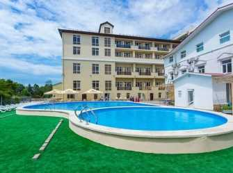 SunMarInn ???? курортный отель в Анапе - Фото 4