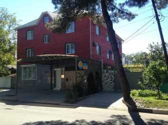 Аква отель в Анапе