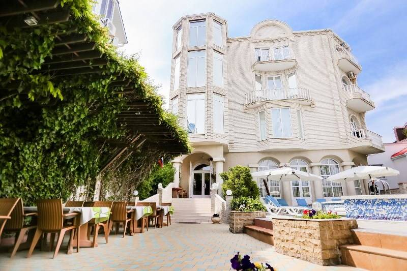 Смоковница отель в Анапе
