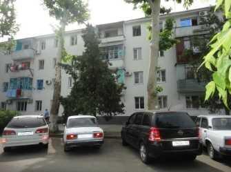 1-но комнатная квартира Горького 58 в Анапе