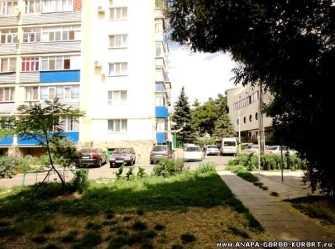 2х-комнатная квартира Крымская 190 в Анапе - Фото 2