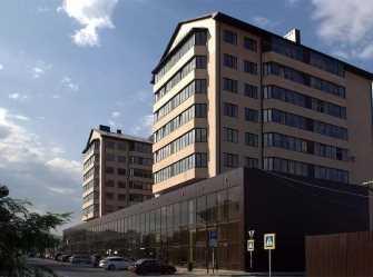 1-комнатная квартира Краснодарская 66/в в Анапе