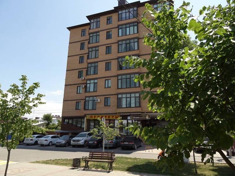 2х-комнатная квартира Кати Соловьяновой 84 в Анапе