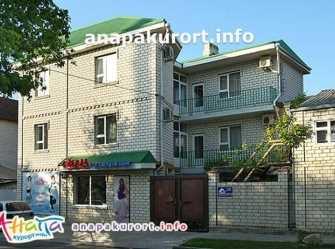 Дом под-ключ Черноморская 21 в Анапе