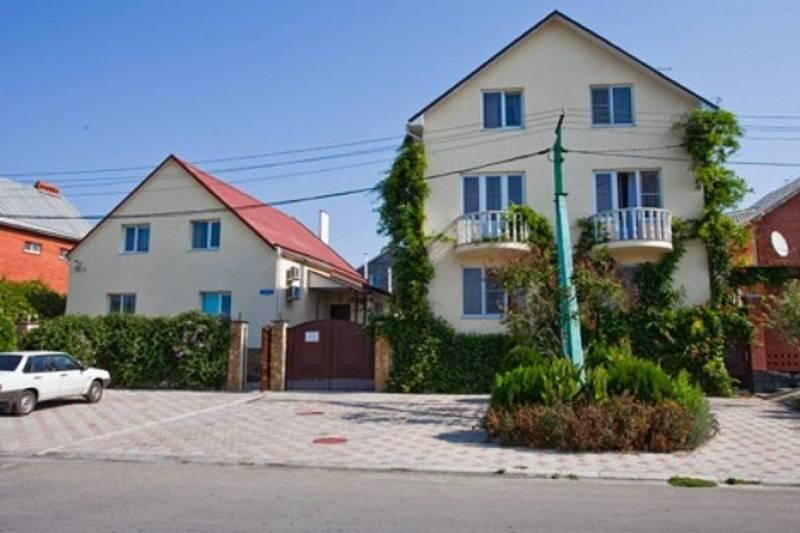 Частный сектор Батарейная 3 в Витязево