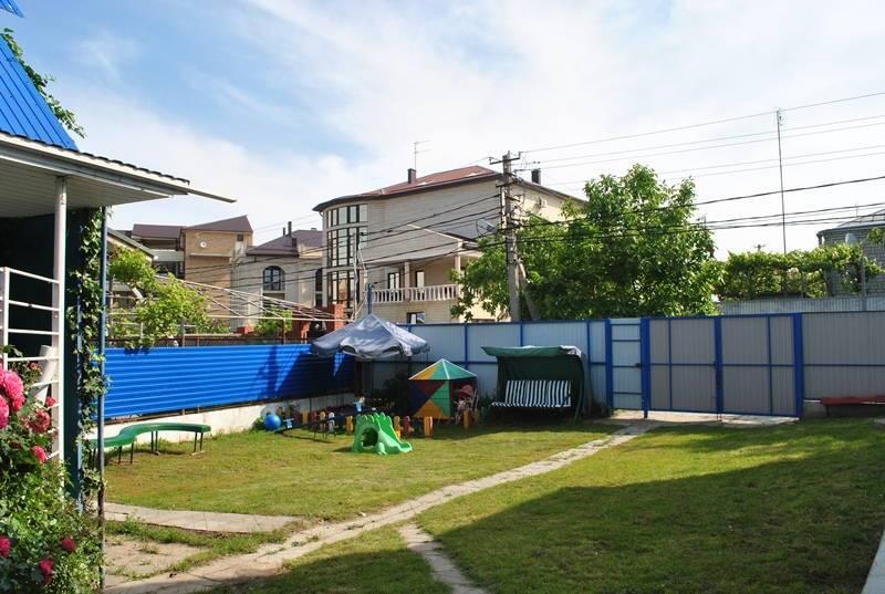 Частный сектор Приморский 3/а в Витязево