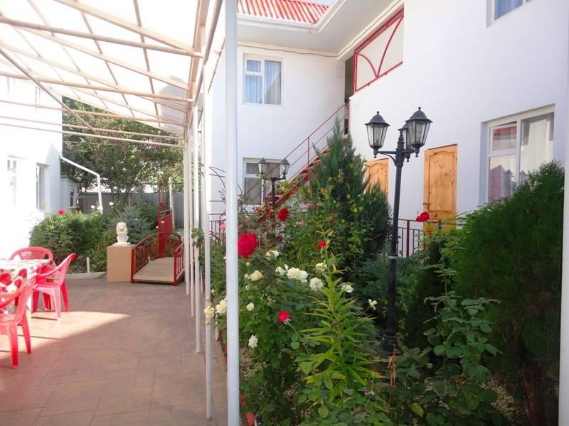 Лукоморье-Восторг мини-гостиница в Витязево