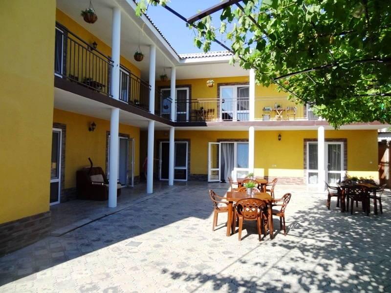 Панжик мини-гостиница в Витязево
