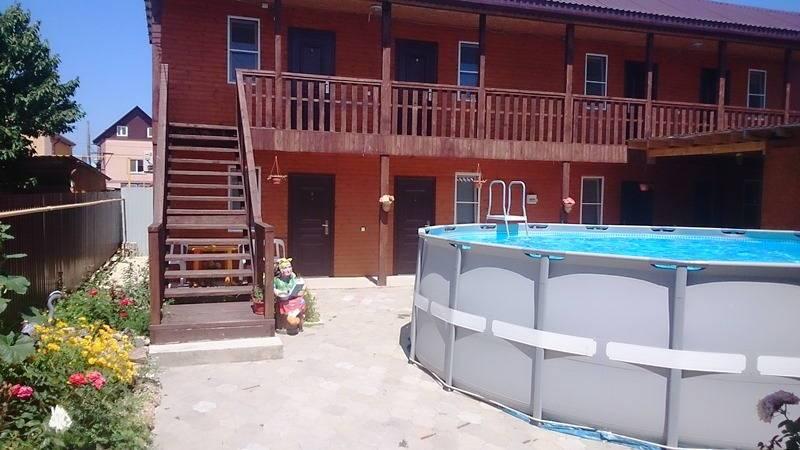 Нижегородец мини-гостиница в Витязево