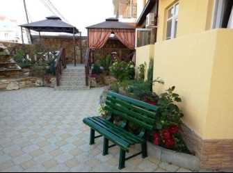Наутилус мини-гостиница в Витязево
