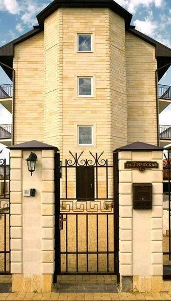 Александрия на Греческой мини-гостиница в Витязево