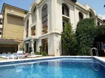 Rovados гостиница в Витязево