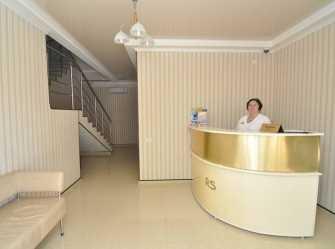 Элада гостиница в Витязево