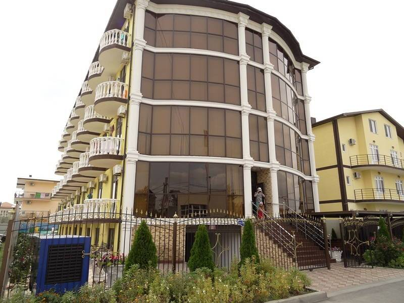 Мегас-Александрос гостиница в Витязево