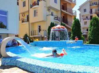 Золотое Руно гостиница в Витязево - Фото 4