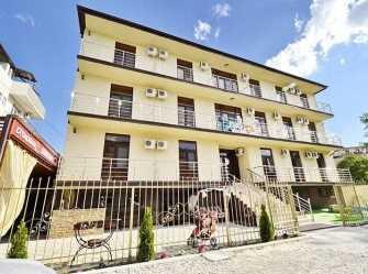 Gold (Голд) гостиница в Витязево