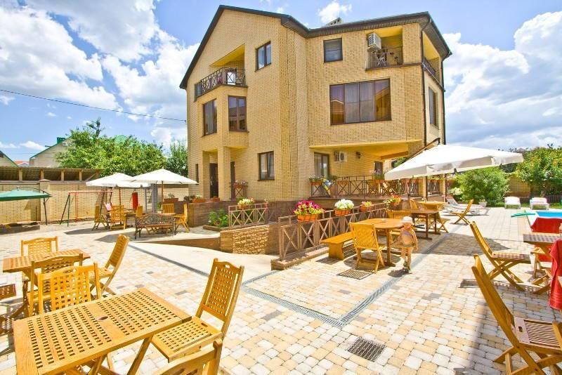 Симона гостиница в Витязево