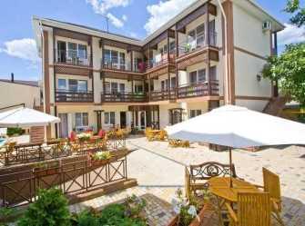 Симона гостиница в Витязево - Фото 2