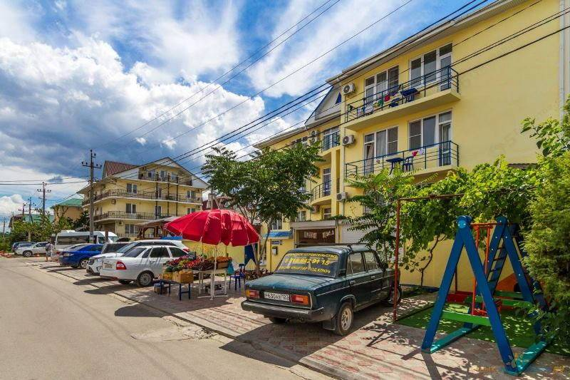 Дельфин гостиница в Витязево