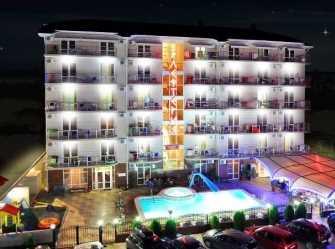 Элефтерия отель в Витязево - Фото 2