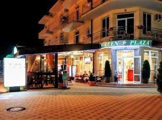 Green Plaza (Грин Плаза) отель в Витязево - Фото 3