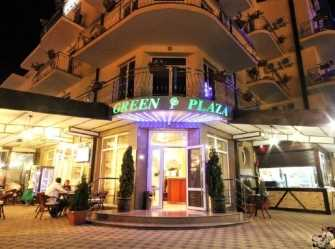 Green Plaza (Грин Плаза) отель в Витязево - Фото 4