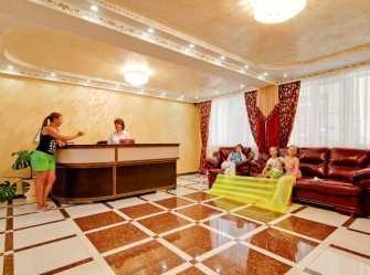Марсель отель в Витязево - Фото 2