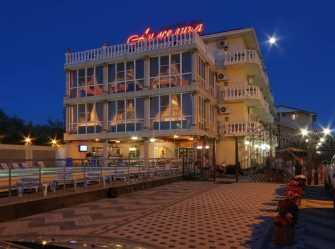 Анжелина отель в Витязево - Фото 2