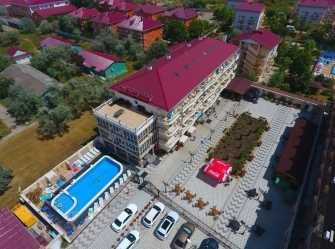 Анжелина отель в Витязево - Фото 4