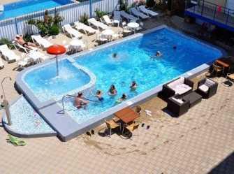 Сапфир отель в Витязево - Фото 4