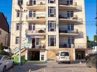 Эрос отель в Витязево