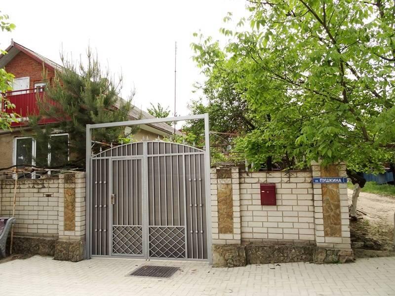 Дом под-ключ Пушкина 17 в Витязево