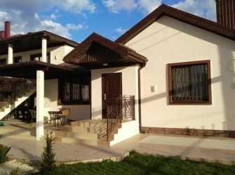 Дом под-ключ Счастливая 5 в Витязево