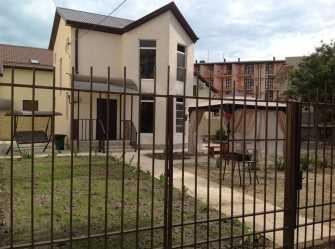Дом под-ключ Приморский 26/б в Витязево