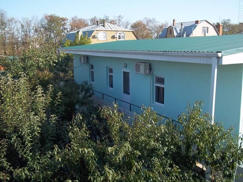 Этаж под-ключ Тихая 21 в Витязево
